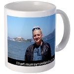 murray newlands mug