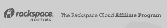 RackSpace Cloud Affiliate Program
